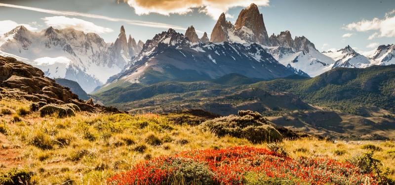 Patagonia (Nam Mỹ)
