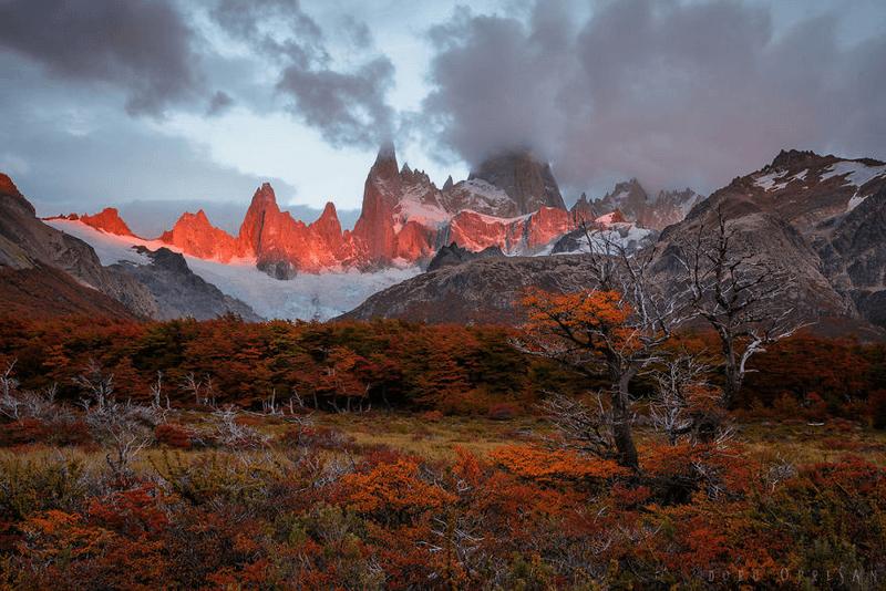 Patagonia, Nam Mỹ