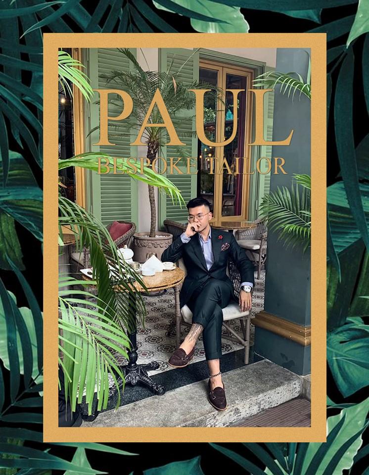 PAUL Bespoke Tailoring - Nhà may PAUL