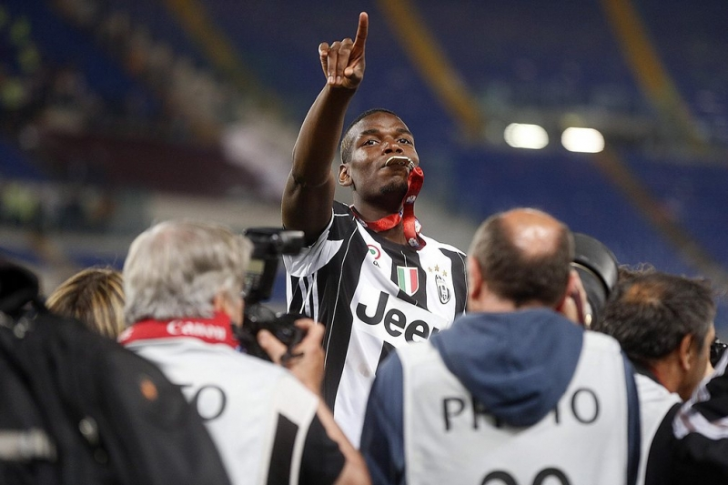 Paul Pogba: Juventus sang Manchester United giá 100 triệu bảng Anh