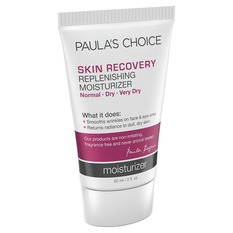 Paula's Choice Skin Recovery Replenishing Moisturizer là món quà tuyệt vời dành cho da khô và rất khô