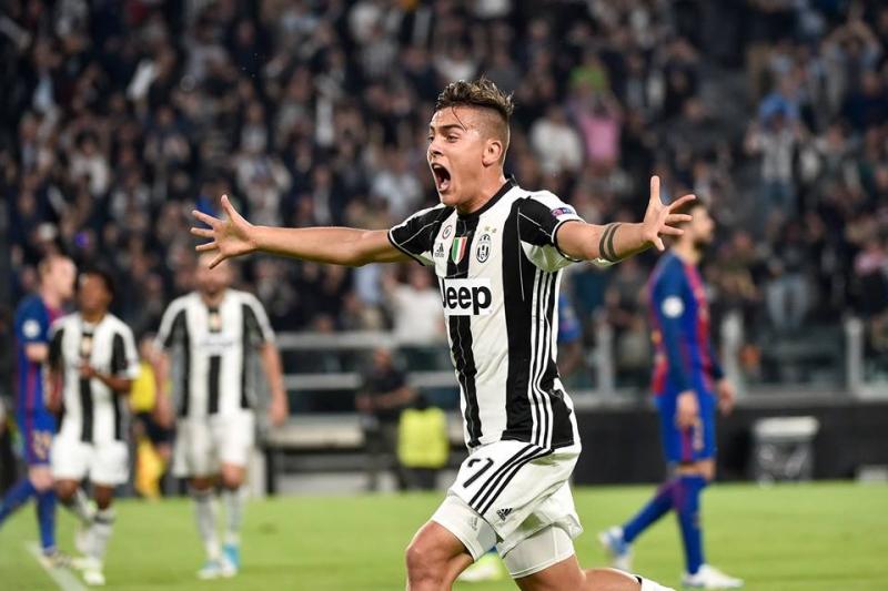 Dybala tỏa sáng với 2 bàn thắng