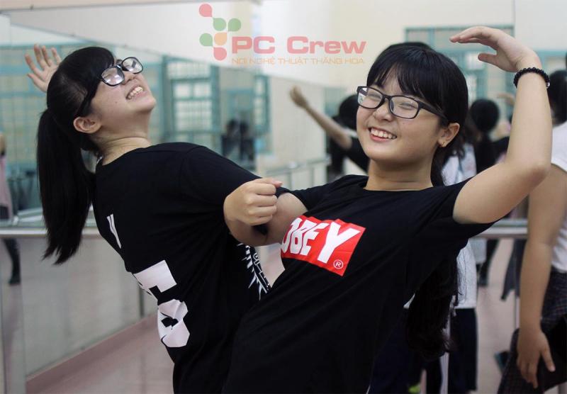 Phòng học nhảy tại PC Crew