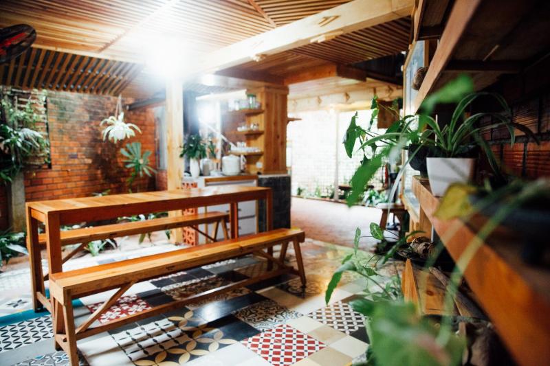 Peace House: homestay Phú Quốc với thiết kế vintage cá tính