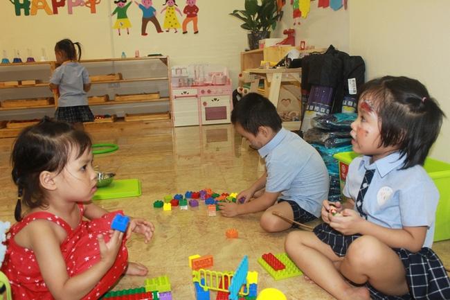 Các trò chơi phù hợp với trẻ nhỏ