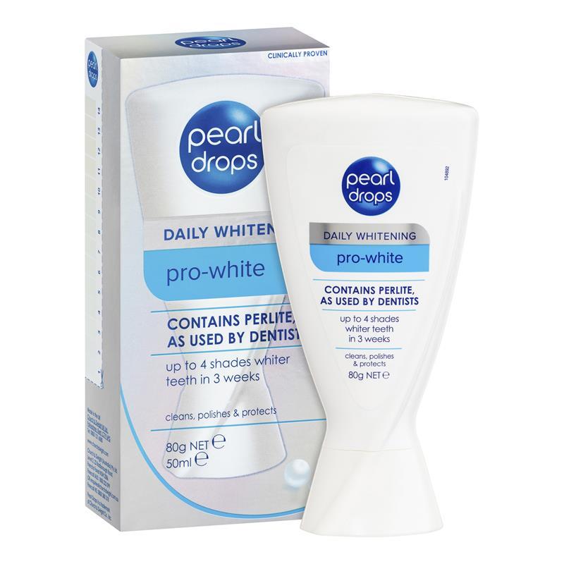 Pearl Drops – Intensive White
