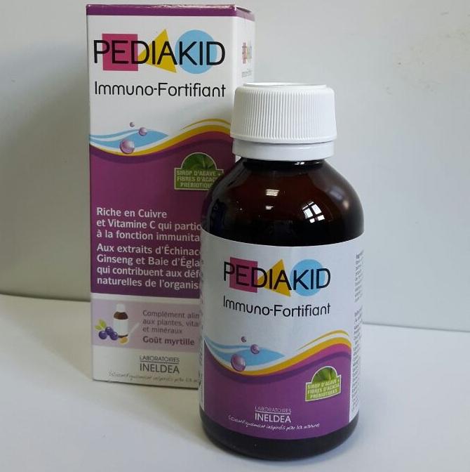 Pediakid Immuno - Fort Tăng Sức Đề Kháng Cho Bé