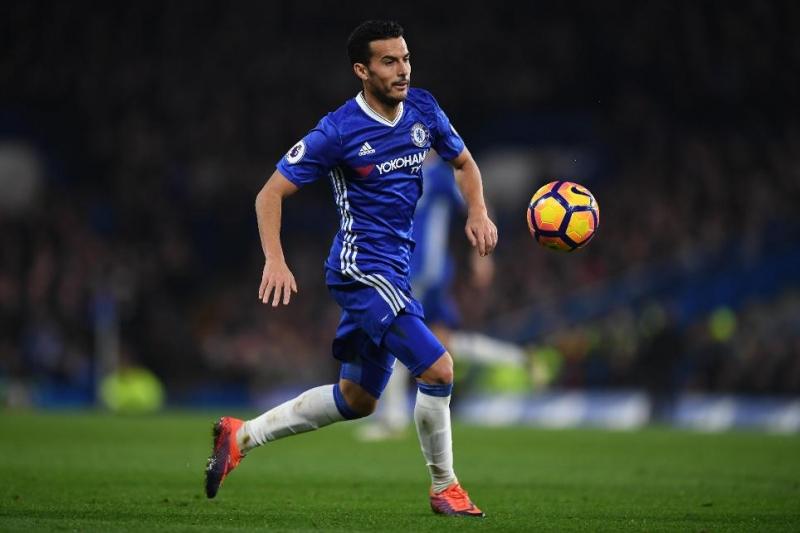 Pedro đang thi đấu rất hay ở Chelsea