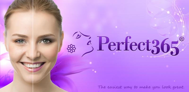 Hình ảnh quảng cáo của Perfect 365