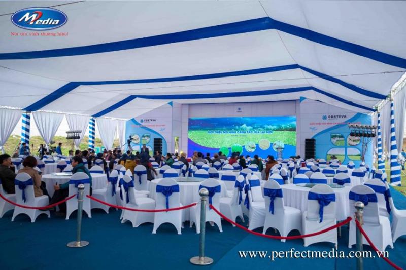 Perfect Media - Công ty tổ chức sự kiện