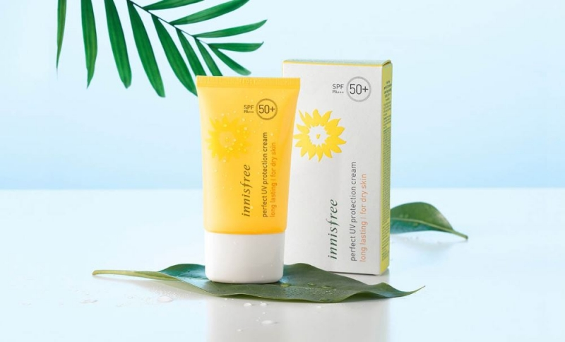 Perfect UV Protection Cream long lasting for dry skin SPF 50+ PA+++
