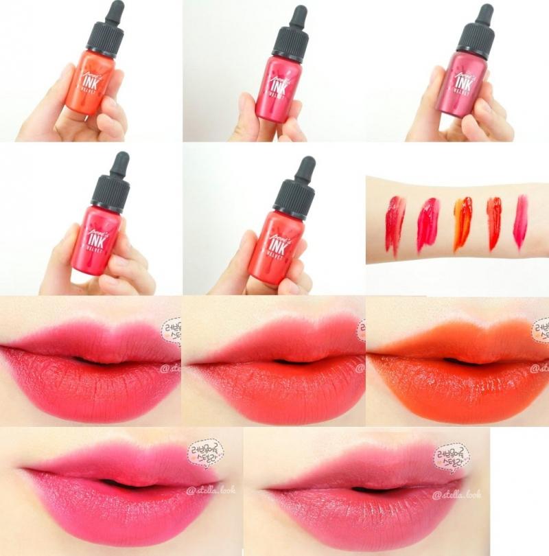 Peripera Lip Ink Velvet