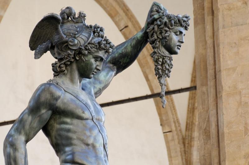 Anh hùng Perseus