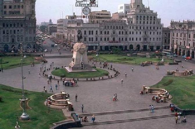 Đất nước Peru