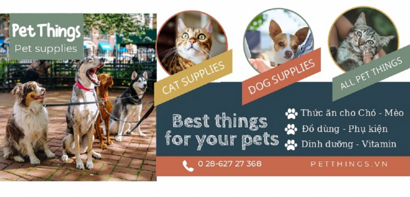 Pet Things shop