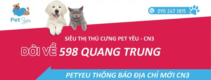 Pet Yêu shop