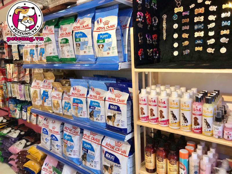 Hệ thống siêu thị PetCung.vn