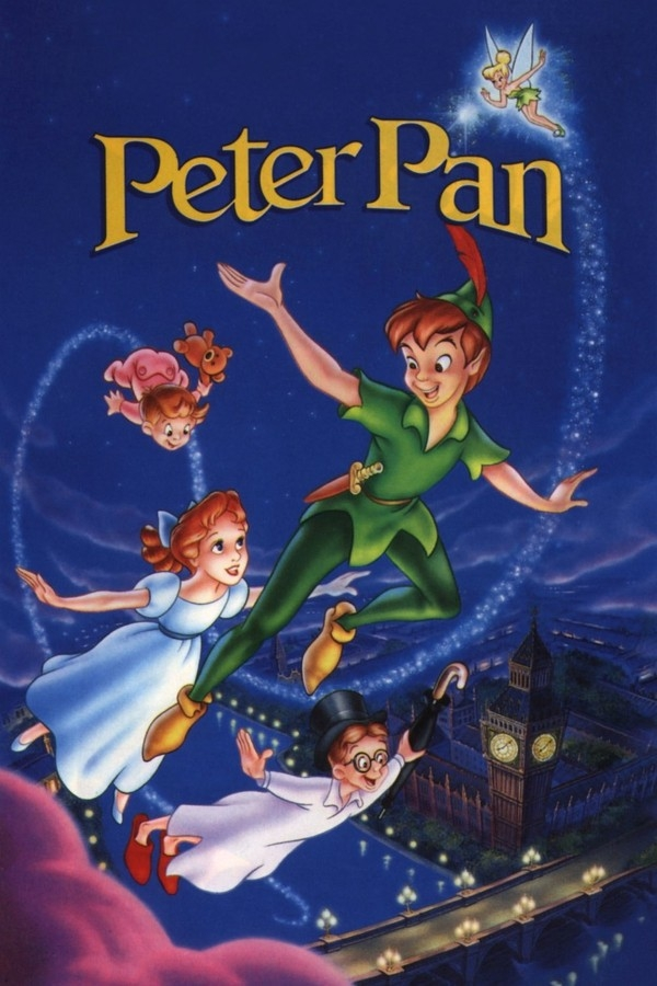 Peter Pan – James Matthew Barrie
