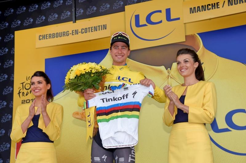 Peter Sagan tay đua trẻ mới 26 tuổi