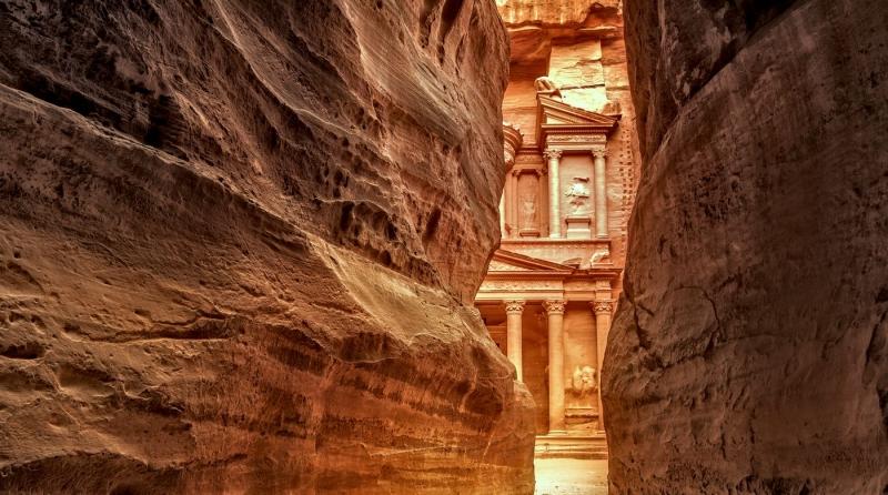 Khám phá những địa danh cổ xưa tại Petra