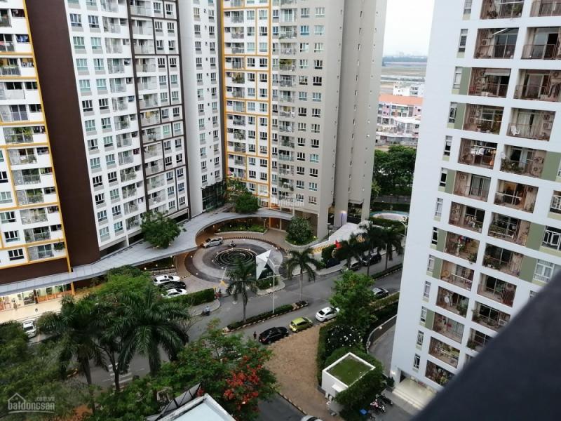 Góc nhìn Petroland từ ban công căn hộ