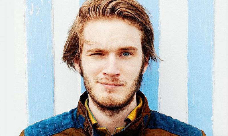 PewDiePie - Nghệ danh hình thành từ sự cố ngoài ý muốn