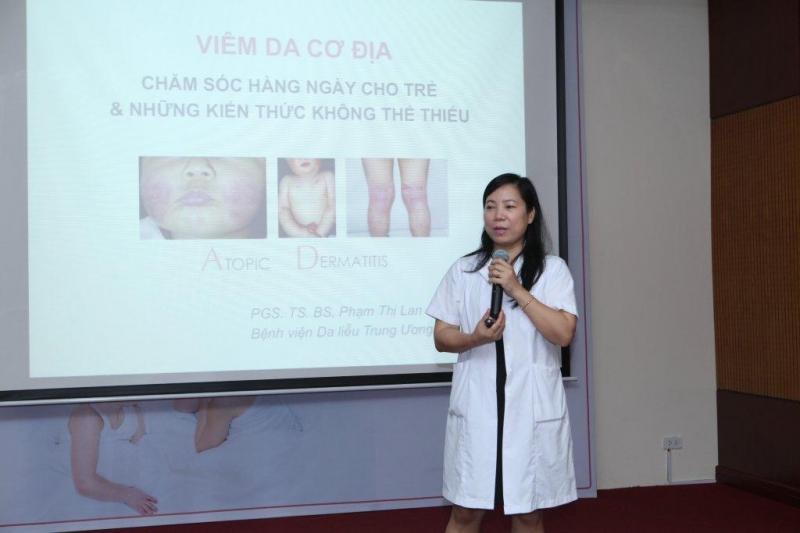 PGS. TS Phạm Thị Lan