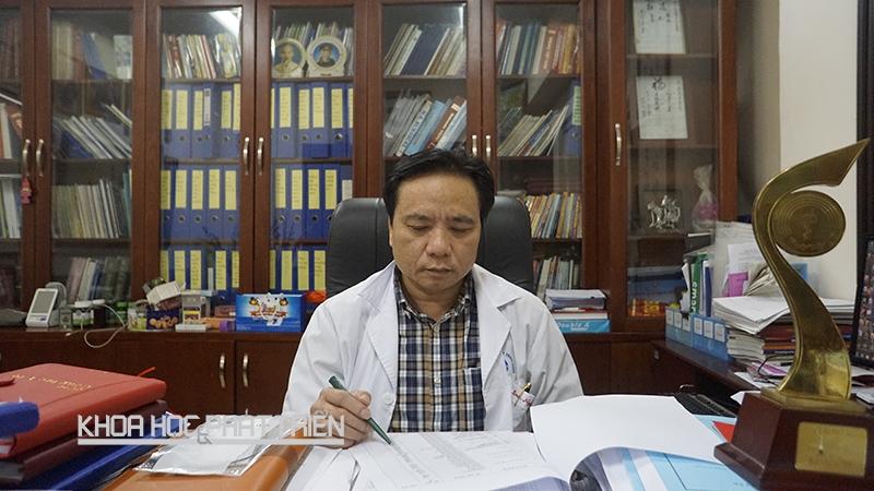 PGS.TS Trần Ngọc Lương