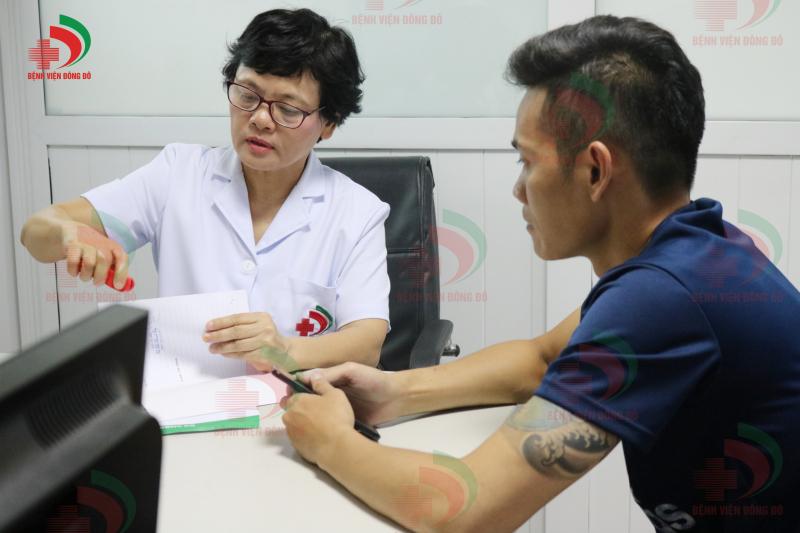 Sự tận tình chu đáo của bác sĩ Vũ Thị Thanh Thuỷ được nhiều bệnh nhân yêu mến