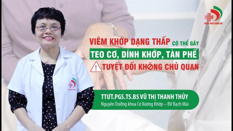 PGS.TS Vũ Thị Thanh Thuỷ