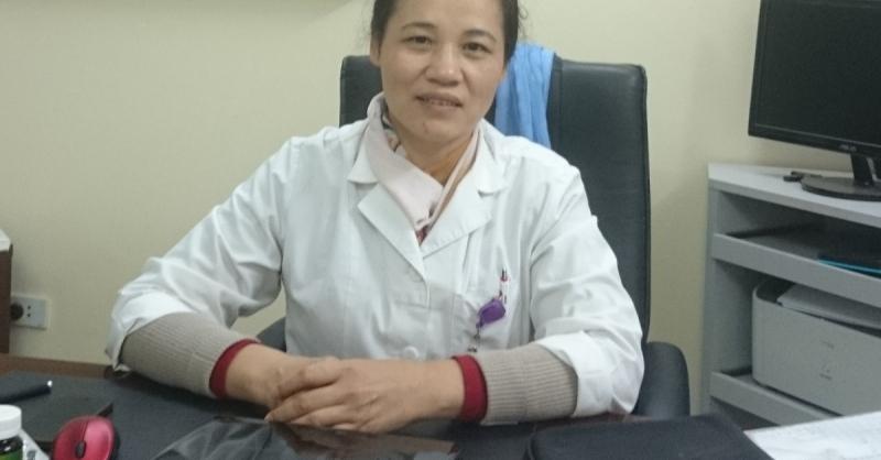 PGS.TS.BS Đặng Hồng Hoa