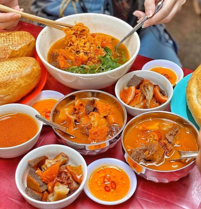 Top 10 quán phá lấu ngon nhất Đà Nẵng