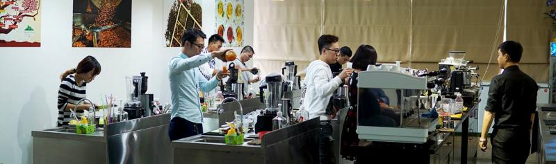 Tự tin chiết xuất và pha chế những ly cà phê hoàn hảo về cả thể chất lẫn hương vị