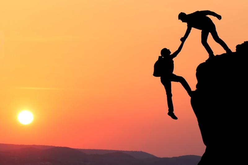 Biết cách tin tưởng, để hợp tác với người khác