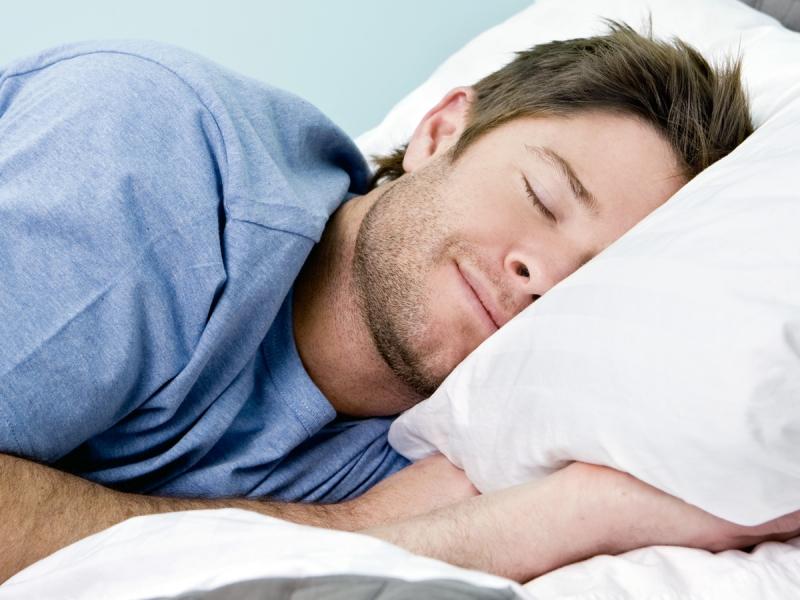 Một giấc ngủ ngon cũng rất quan trọng cho người tập Gym