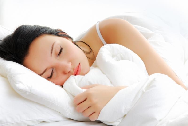 Phải ngủ đủ 8 tiếng một ngày