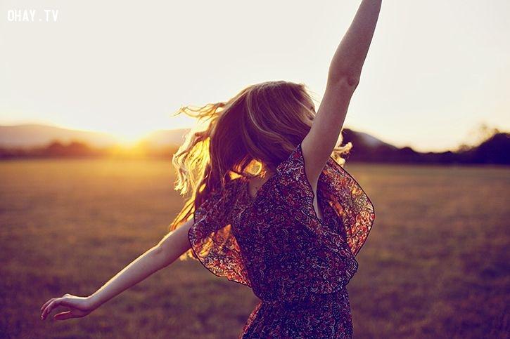 Hãy là một cô gái mạnh mẽ và độc lập