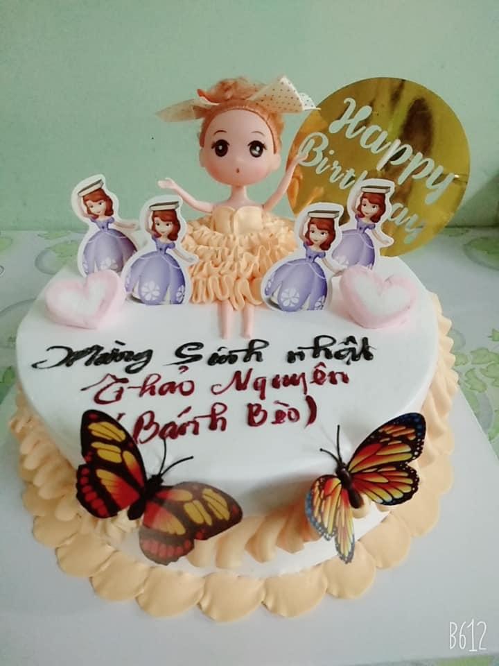 Phạm Linh – Tiệm bánh sinh nhật ngon, chất lượng nhất Kontum