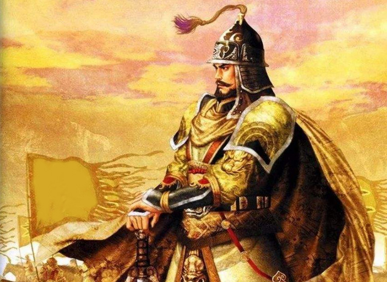 Hổ tướng Phạm Ngũ Lão (Hình ảnh mang tính minh họa).