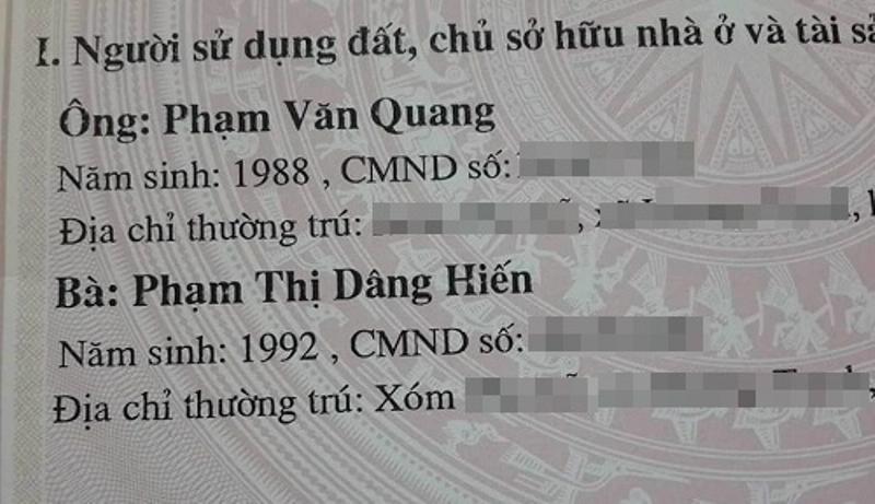 Phạm Thị Dâng Hiến