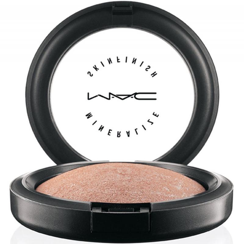 Phấn highlighter MAC Mineralize Skinfinish Powder màu Soft & Gentle