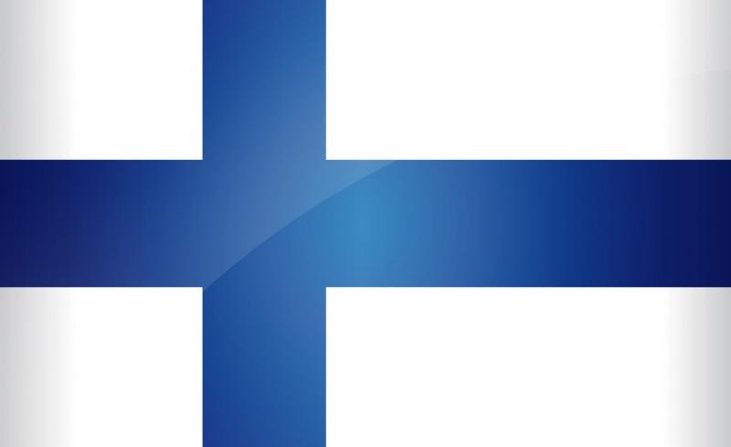Quốc kì của nước Phần Lan
