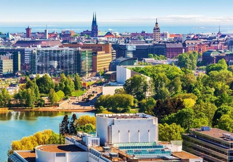 Phong cảnh Phần Lan