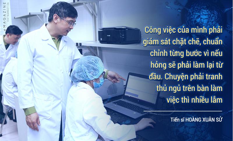 Phân lập thành công virus Corona - Bước tiến quan trọng của Y tế Việt Nam trong công cuộc phòng chống dịch
