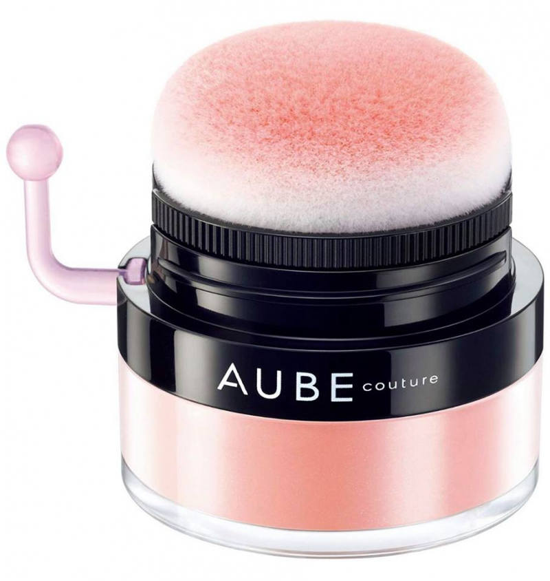 Phấn má hồng Aube Couture Designing Puffy Cheek