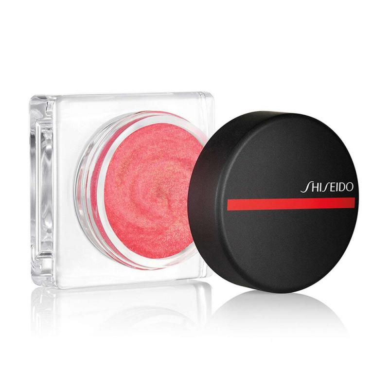 Phấn má hồng dạng kem Shiseido Minimalist WhippedPowder Blush