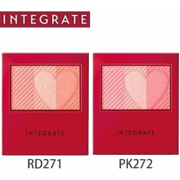 Phấn má hồng Shiseido Integrate Cheek Stylist
