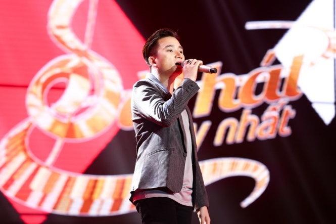 Phan Mạnh Quỳnh tại vòng Ghi âm