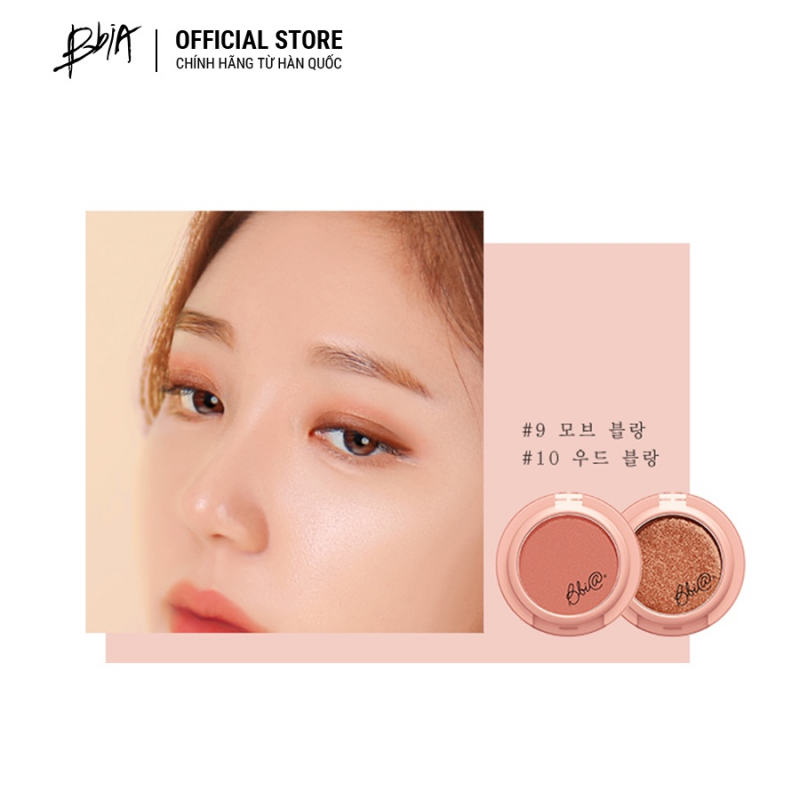 Phấn Mắt Bbia Cashmere Shadow Version 2