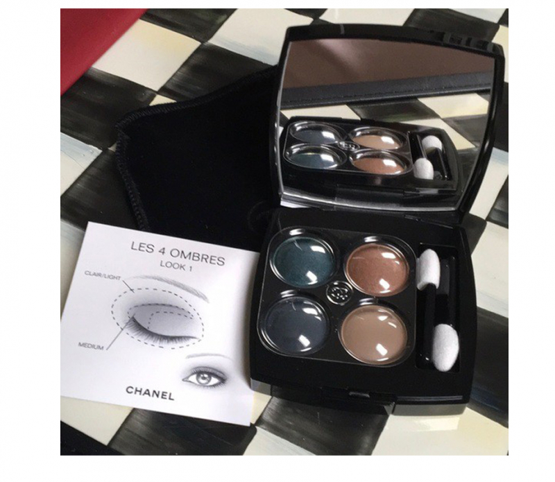 Phấn mắt chanel Les 4 Ombers màu 288 Road movie